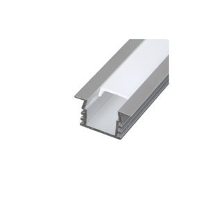 ALUMINIUM PROFILE FOR LED STRIP FOR BUILDING-IN, DEEP