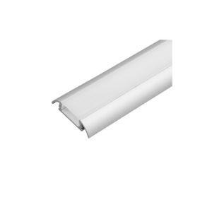 ALUMINIUM PROFILE FOR LED STRIP FOR SURFACE MOUNTING, NARROW