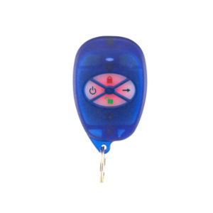 RAC1 Remote Control with Integrated Access Card