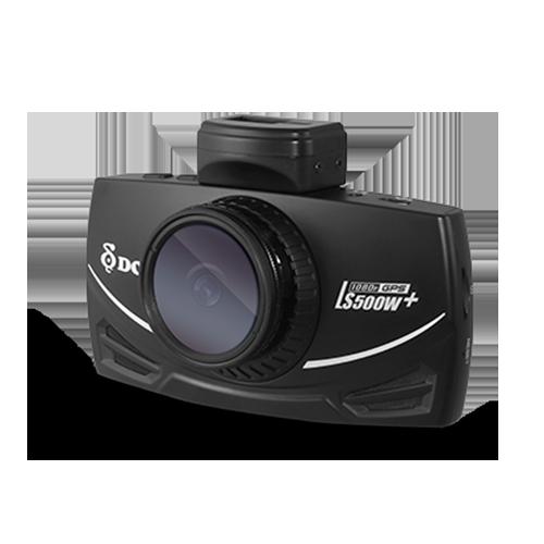 DOD LS500W+ 1CH 1080p GPS Dash Cam