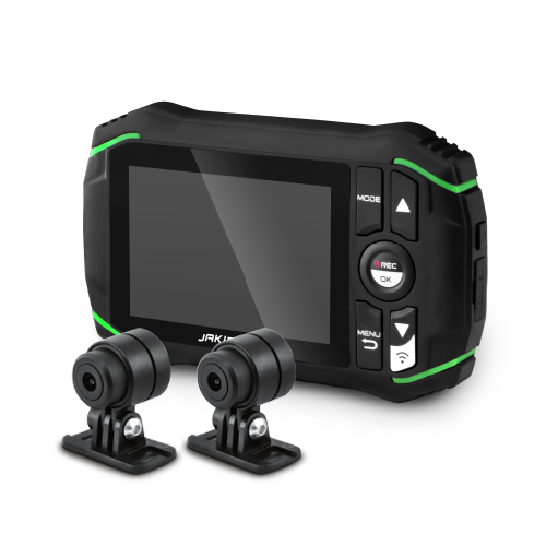 DOD KSB500 DUAL 1080p GPS Bikecam