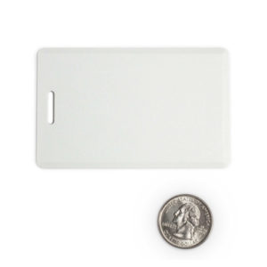 C702 Standard Proximity Card (Clamshell)
