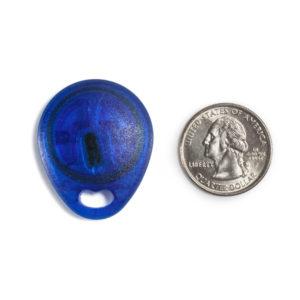 C704 Blue Proximity Key Tag
